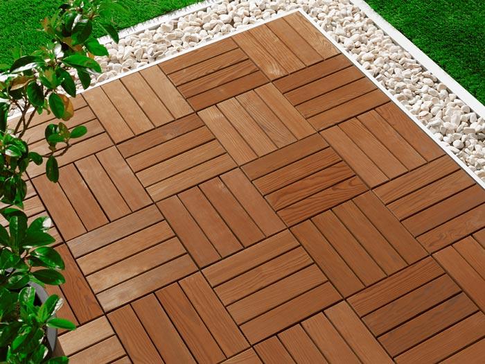 Losetas exterior materiales de construcci n para la - Loseta para exteriores ...