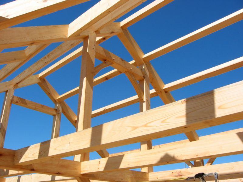 Estructura al cielo