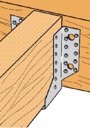 Herrajes estructurales para madera y vigas de madera - Como hacer un altillo de madera ...
