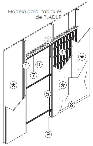 detalle de la puerta de la madera