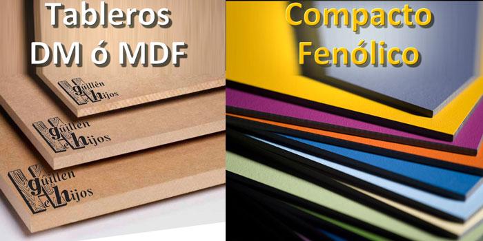Tableros de fibras mdf y hpl dm y compacto fen lico - Tableros de madera para exterior ...