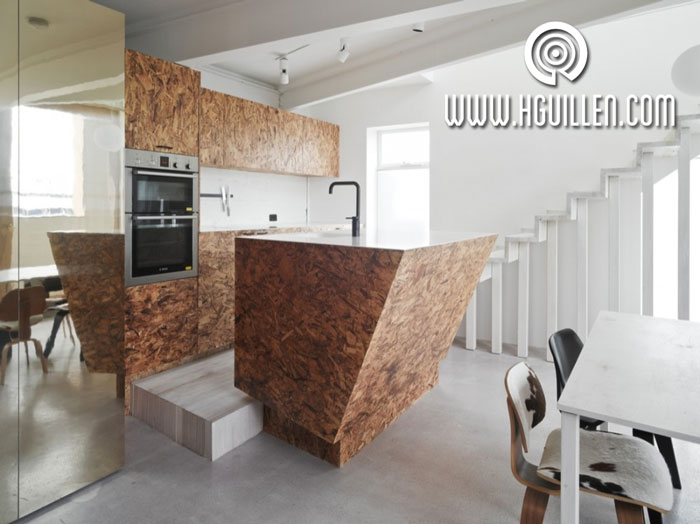 Tableros osb 3 maderas hermanos guillen for Aplicaciones de decoracion de interiores