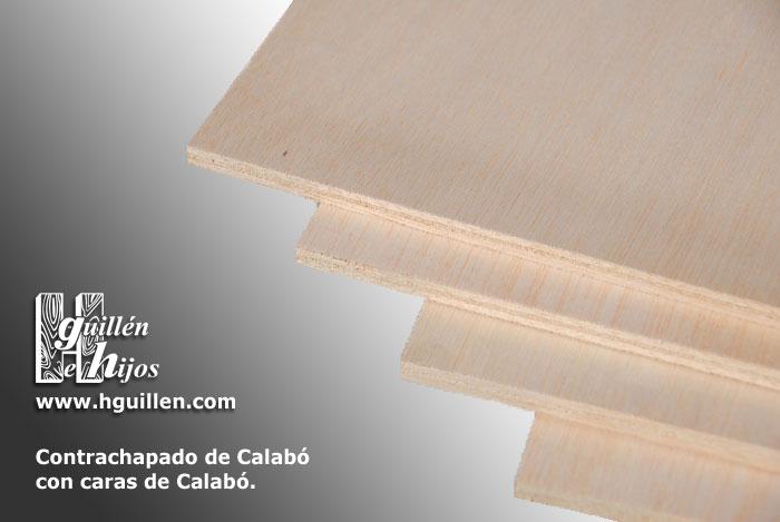Tablero contrachapado maderas hermanos guillen - Tablero contrachapado precio ...