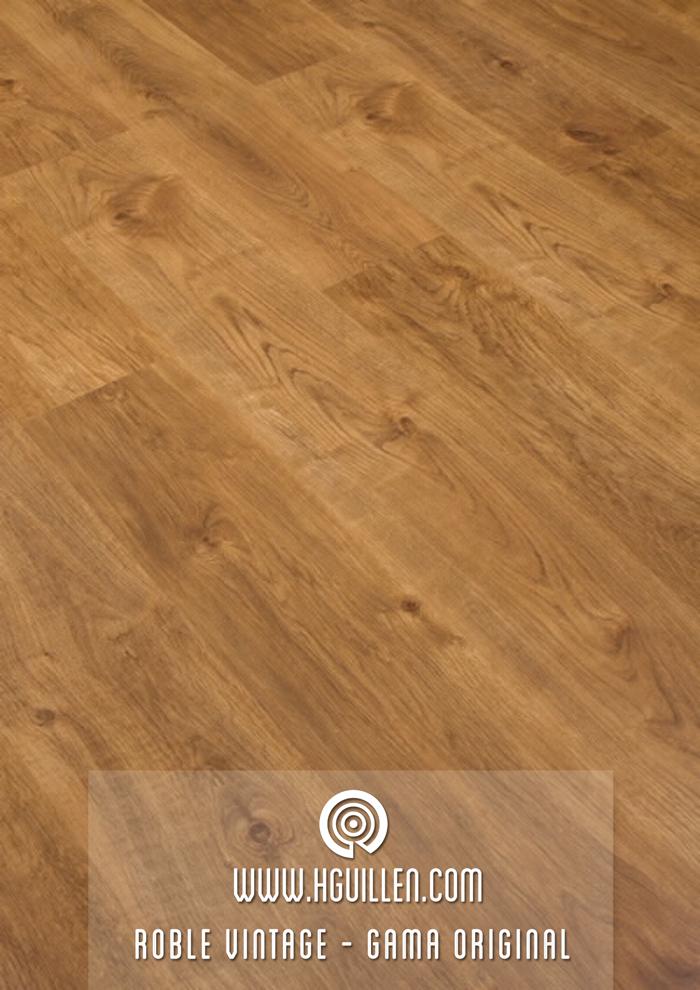 Tarima flotante color roble top suelo original restaruado for Color roble natural