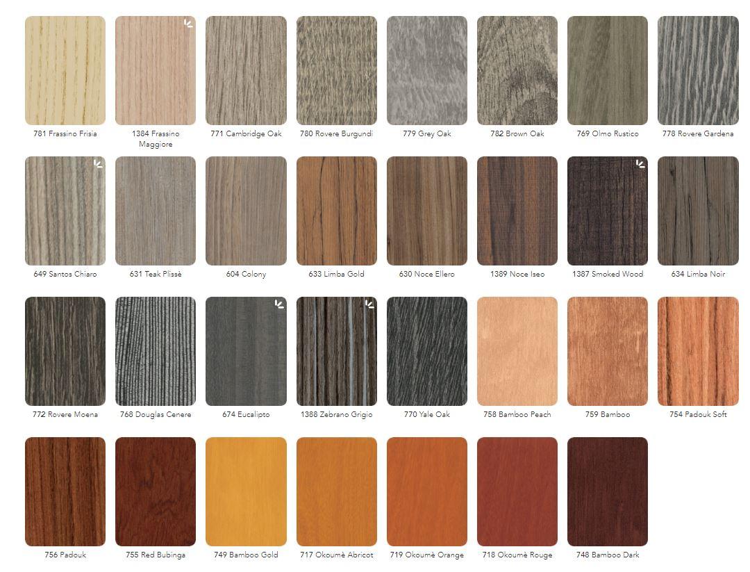 maderas exteriores MEG