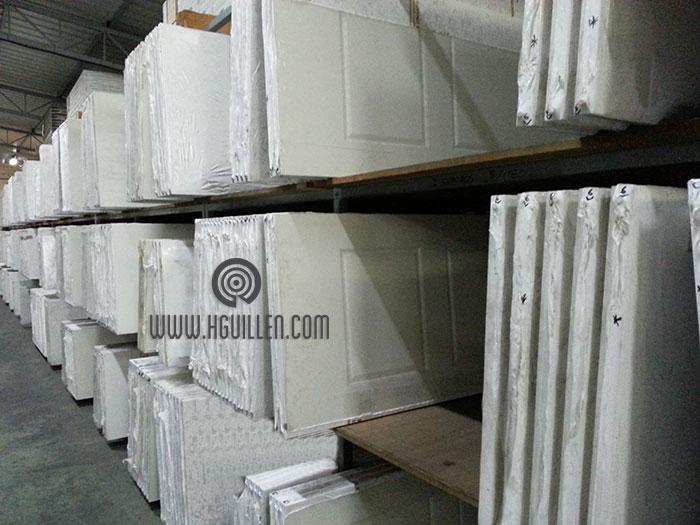 Puertas lacadas en stock