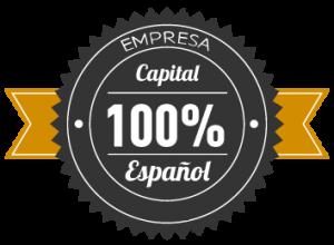 Empresa de capital 100% Español