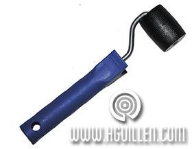 Rodillo para cintas passivehaus