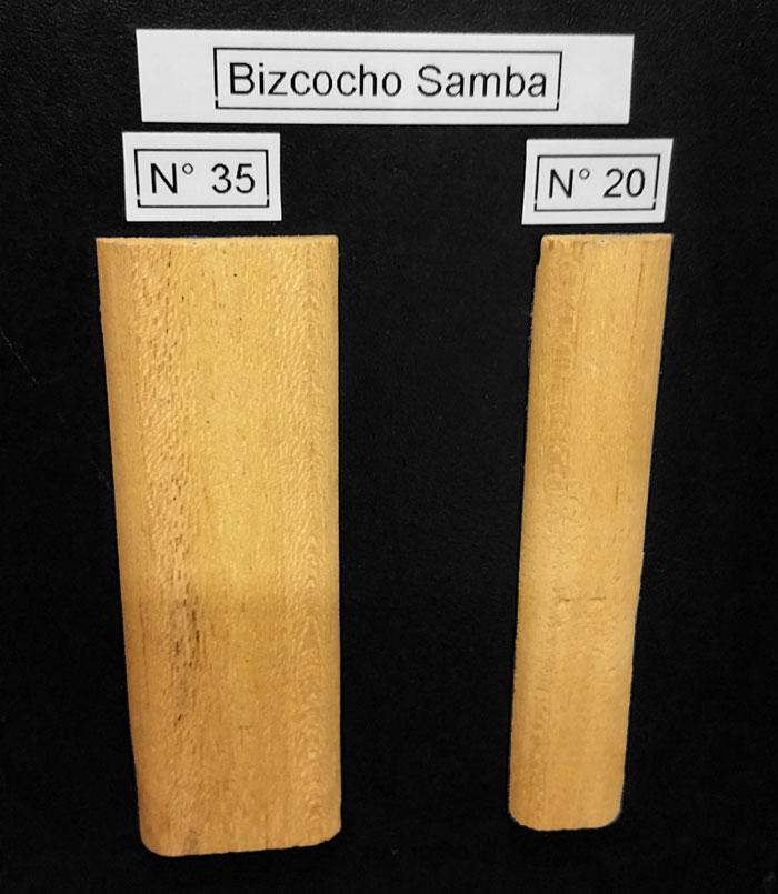 Bizcochos de Samba