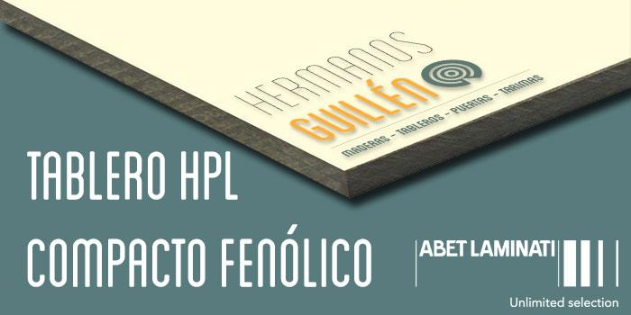 tablero compacto fenolico HPL Abet Laminati