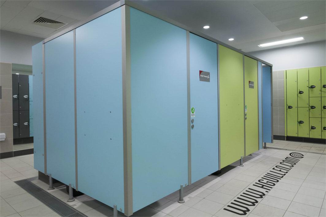 cabinas compacto fenolico HPL