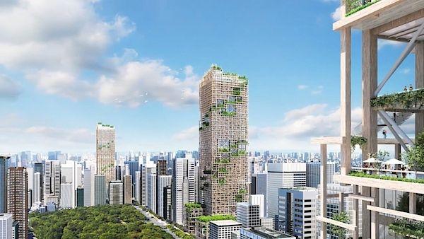 rascacielos japon