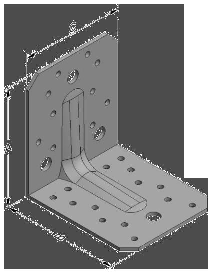 Ficha tecnica. Pie de pilar regulable. Herraje estructural para vigas Simpson Strong Tie.