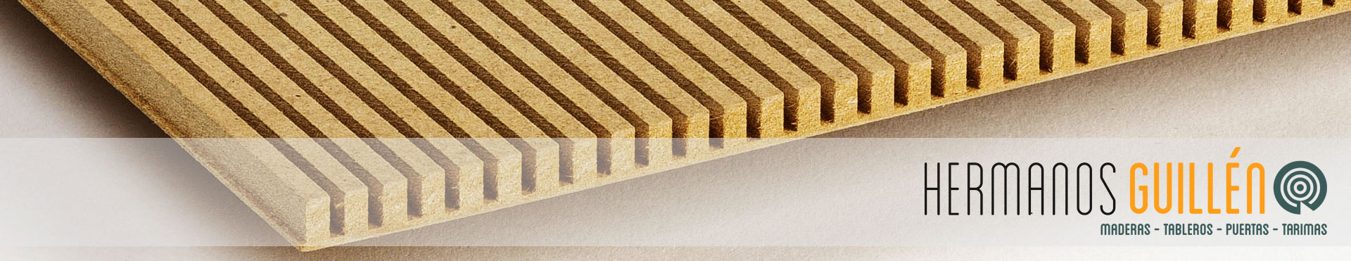 Fibraform MDF DM flexible y curvable