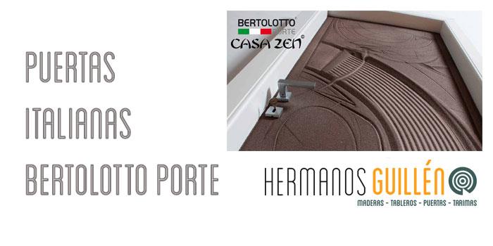 Distribuidor Oficial Bertolotto Exposicion Showroom en Madrid